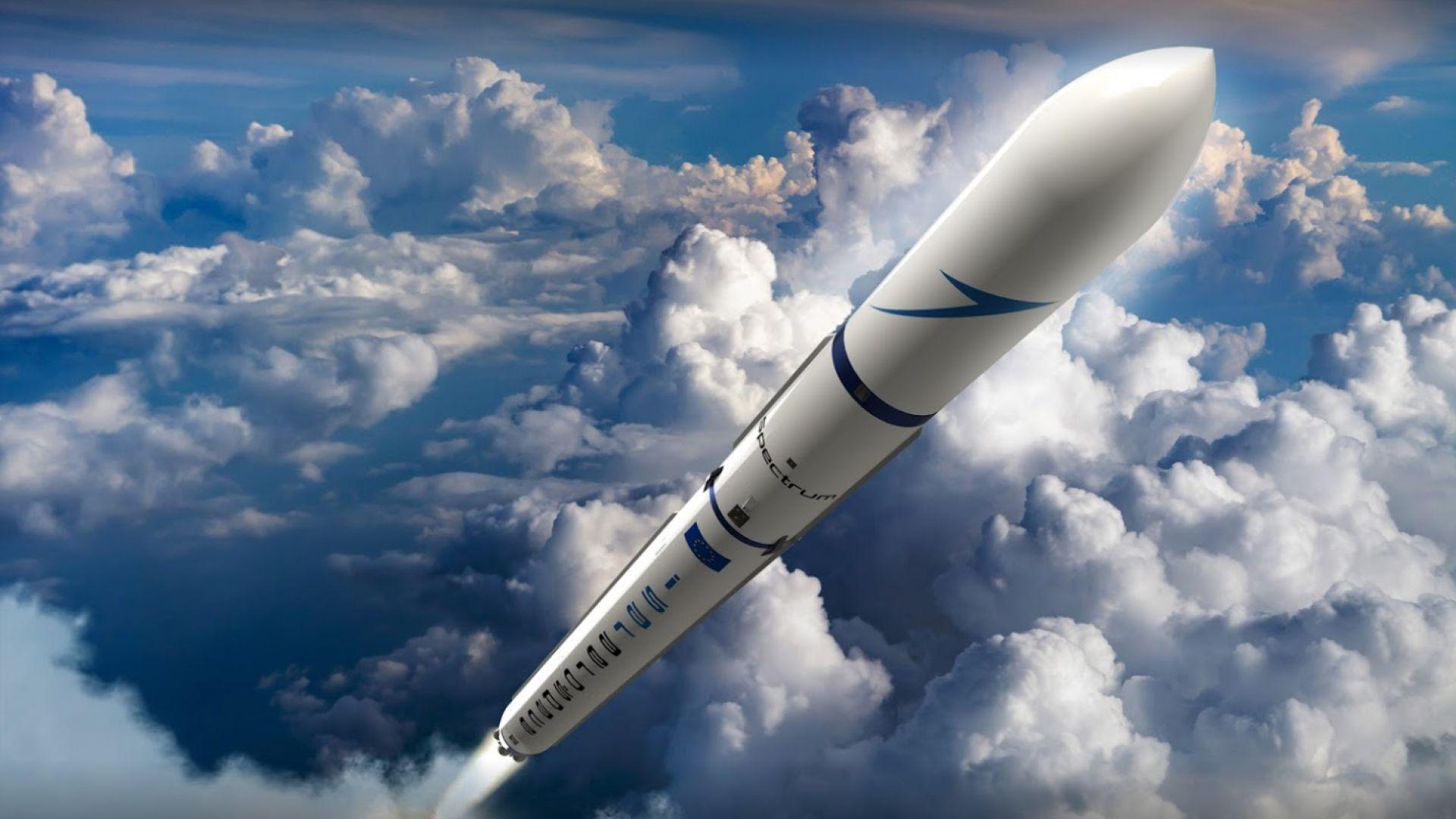 Германска стартъп компания започва да строи космическа ракета
