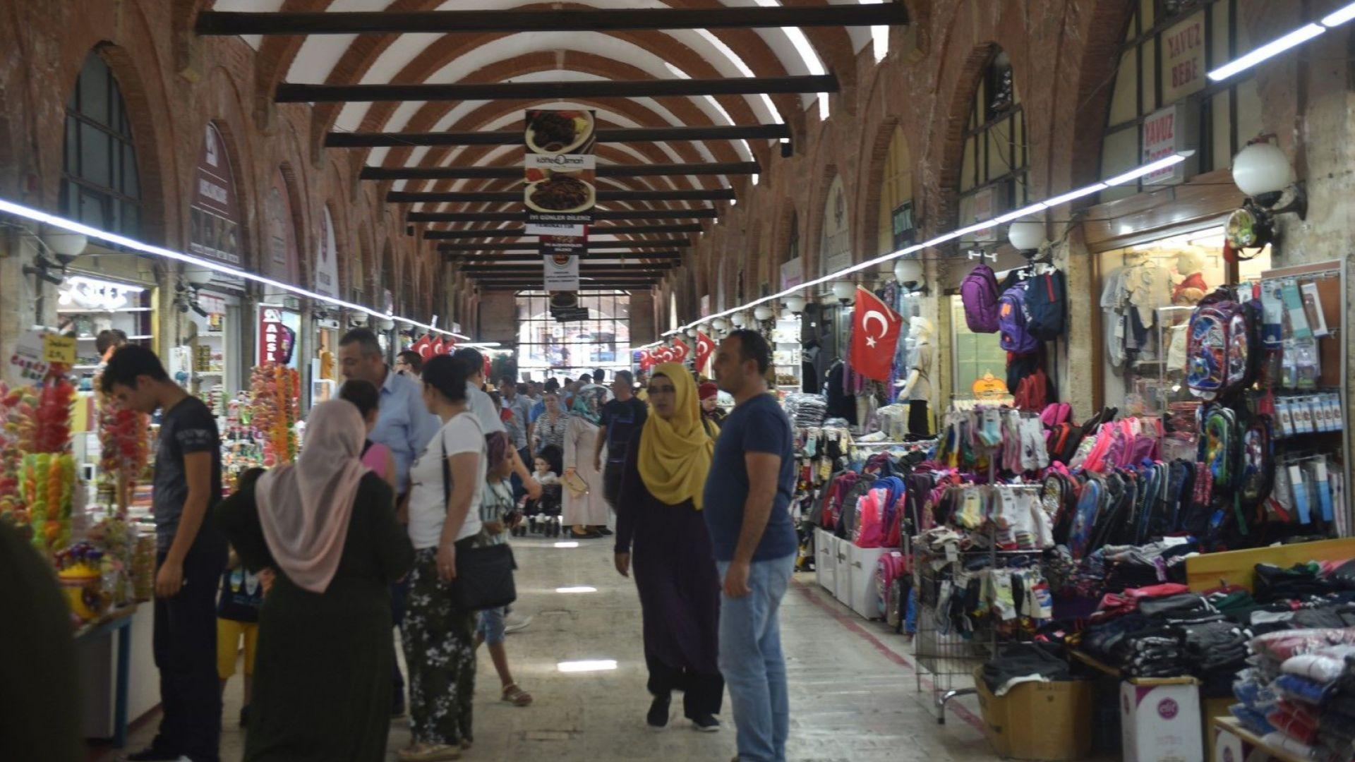 Българи завладяха пазарите в Одрин и крайграничните турски селища