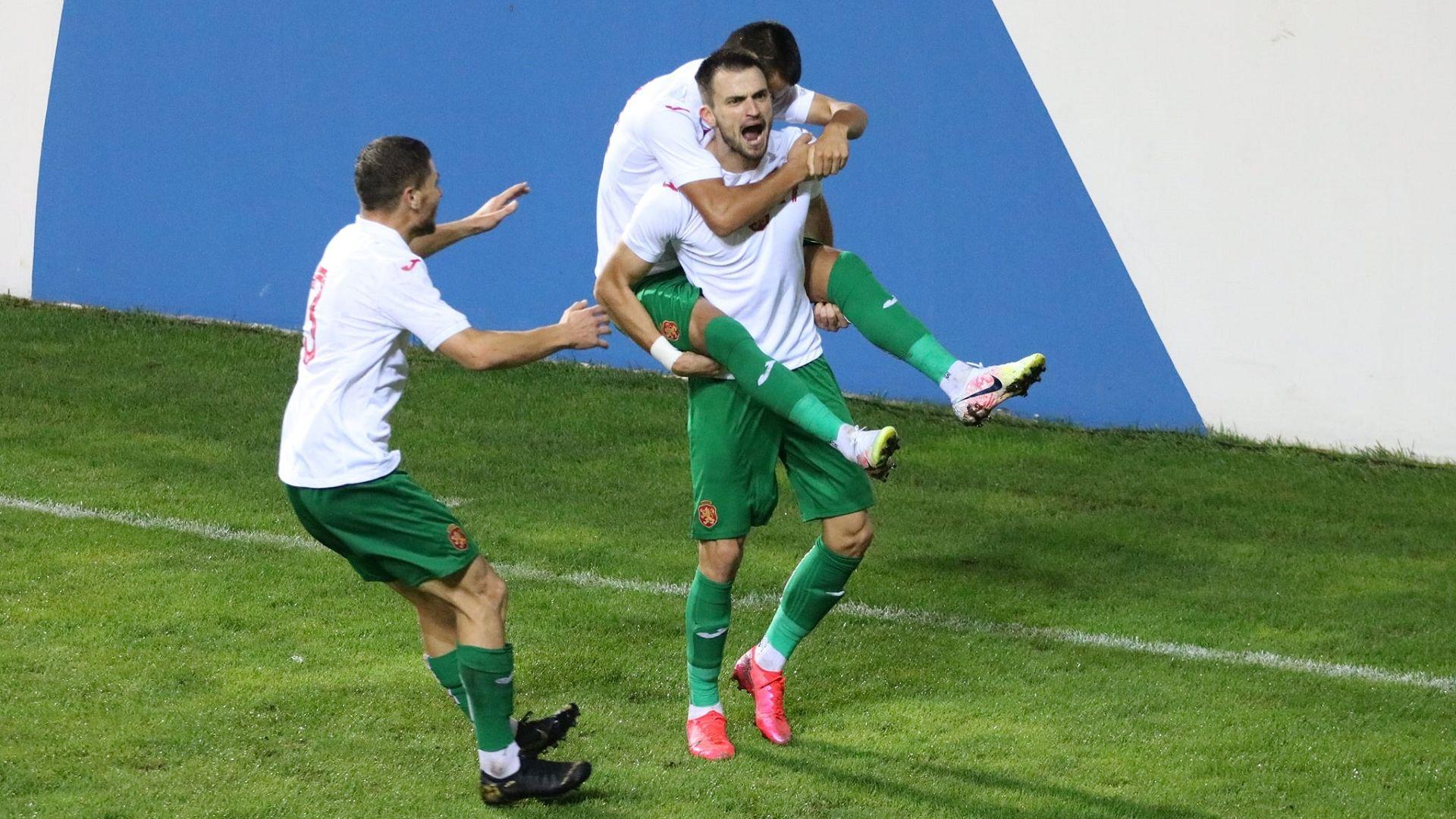 Младежите ни отсрамиха българския футбол с победа над Сърбия