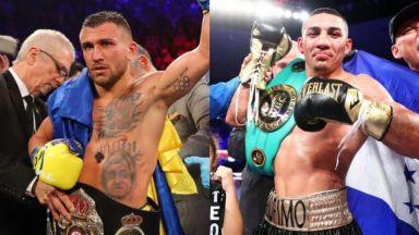 Ломаченко и Лопес ще определят абсолютен шампион в лека категория