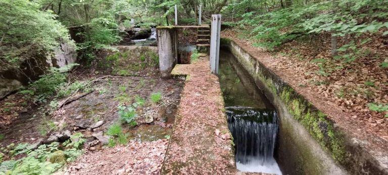 Допълнителни водохващания включени във владайския канал, но не достигащи в язовира