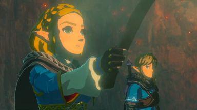 Nintendo анонсира още едно заглавие от франчайза Legend of Zelda