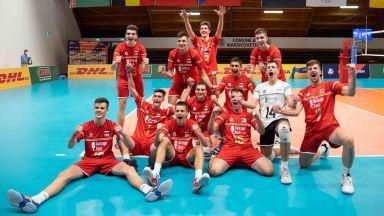 Младежите ни ще участват на Световното първенство по волейбол