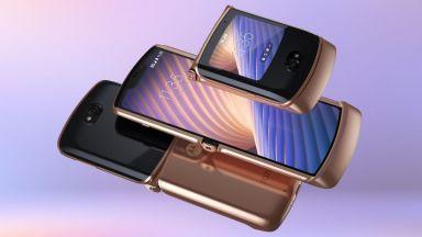 Motorola представи razr 5G у нас