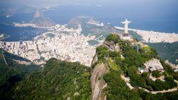 Статуята на Христос в Рио - новите чудеса на вярата (ВИДЕО)