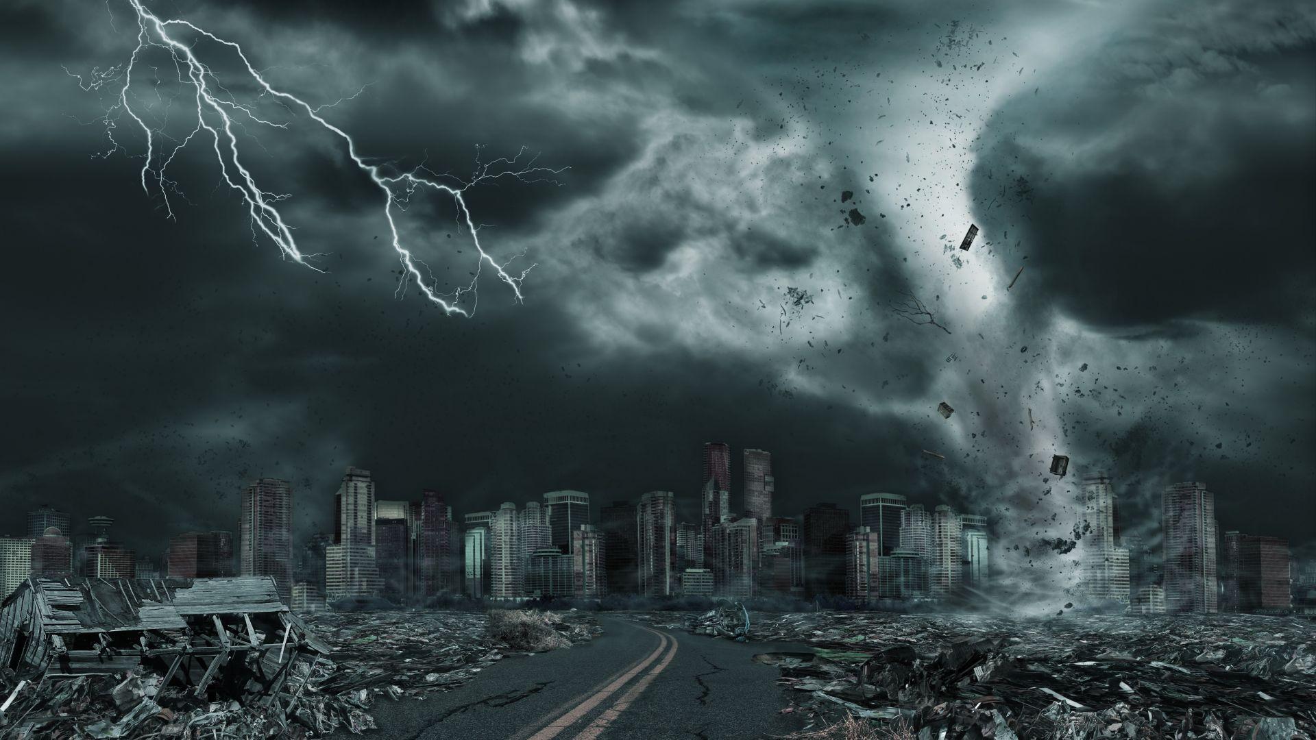 Природните бедствия през 2020 г. са ужасяващи? Ще стане много по-лошо