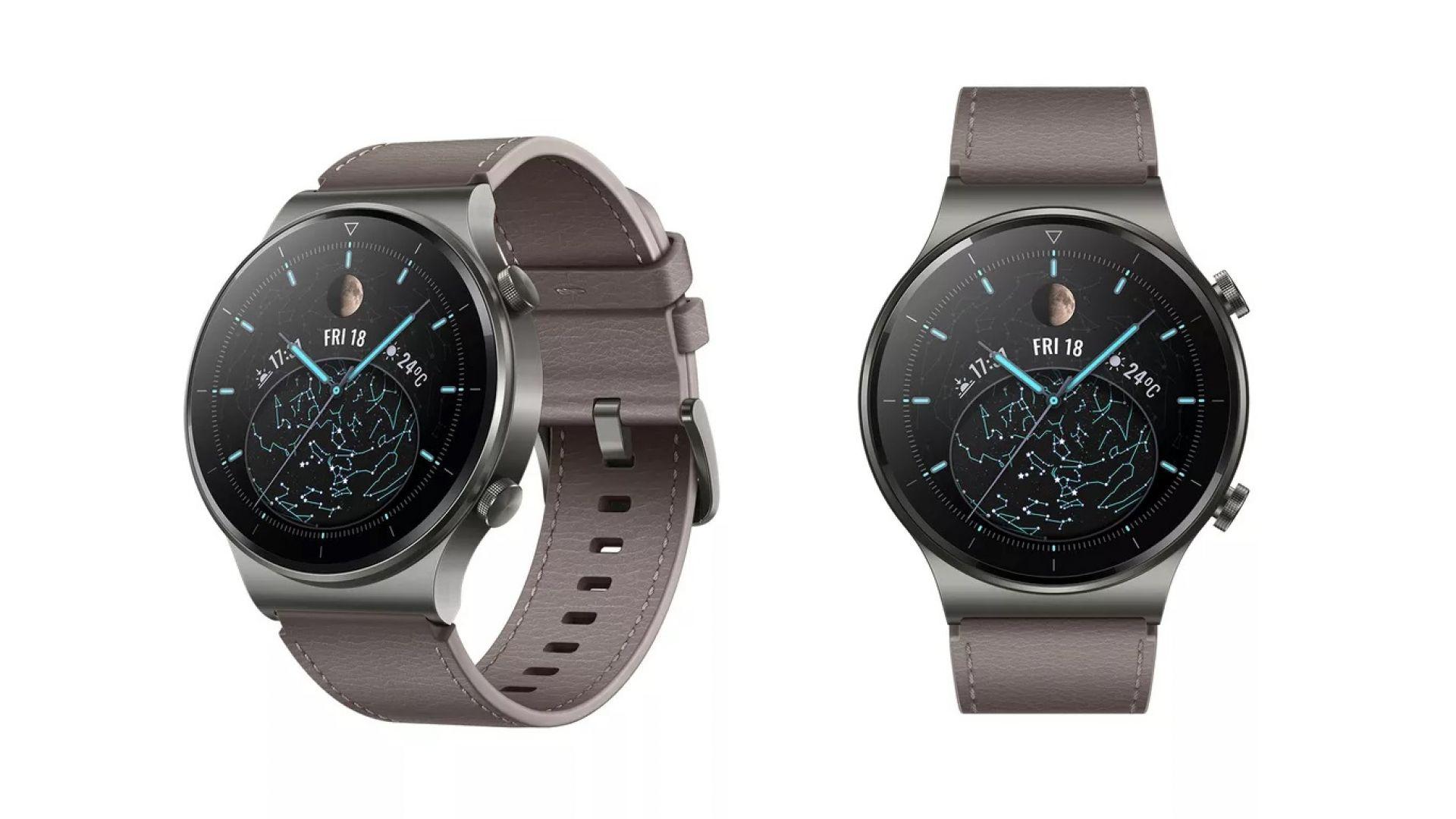 Huawei представи два нови часовника
