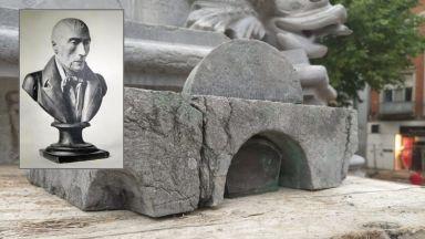 Легендата е истина: Откриха под фонтан сърцето на бивш кмет в Белгия
