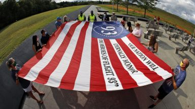 """11 септември събира Тръмп и Байдън на """"Полет 93"""""""