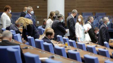 Конституционният съд образува дело за онлайн депутатите