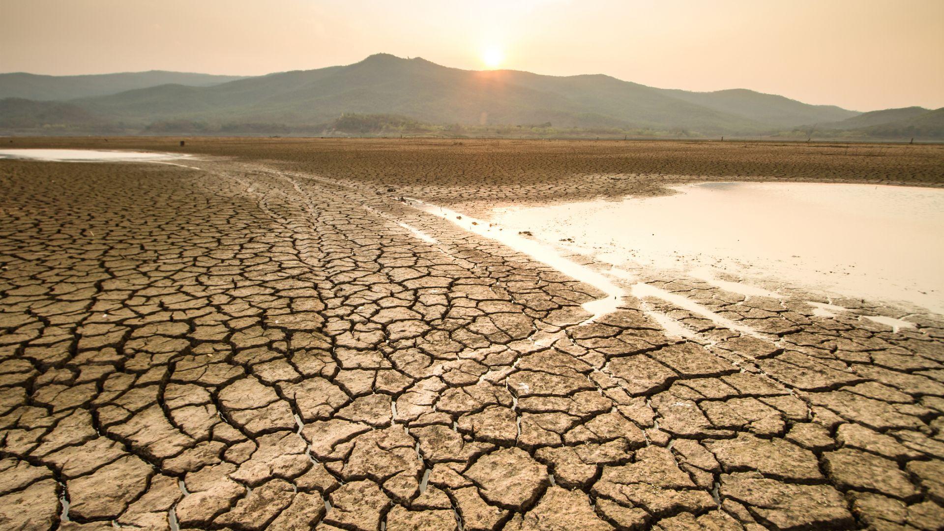 Прогноза: тежката суша у нас ще продължи и през есента