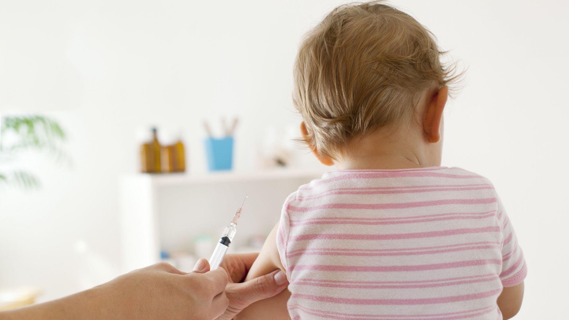 Препоръчителна ваксинация на бебета