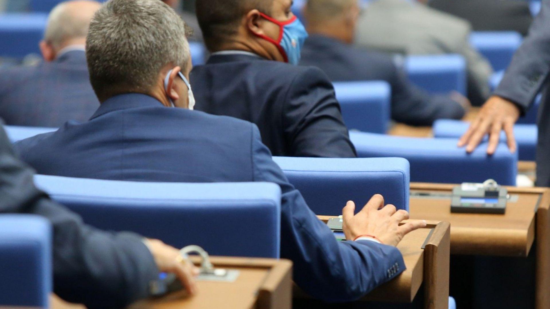 Парламентът отхвърли президентското вето върху Закона за съдебната власт