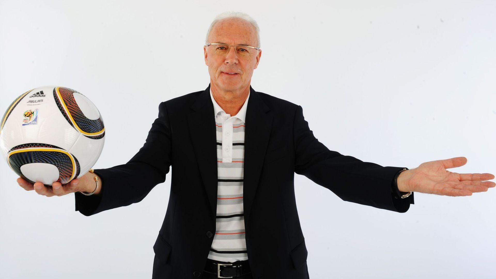 """Футболният Кайзер на 75: Нарекоха го """"съвършения играч"""" (Галерия)"""