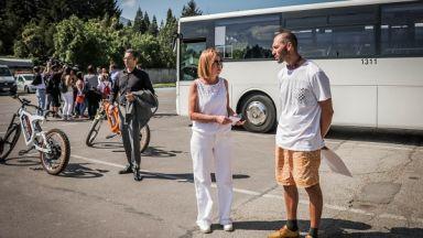 """Отварят изцяло бул. """"България"""", пускат нови автобуси до Витоша"""