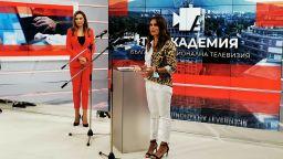 ТВ Академията посреща първия си випуск