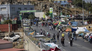 В Гръция арестуваха предполагаем джихадист в мигрантски лагер