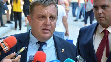 Каракачанов: Няма как да стане това, което иска президентът - безусловна капитулация