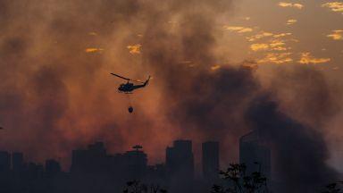 Пореден пожар на пристанището в Бейрут и нови подозрения за диверсия