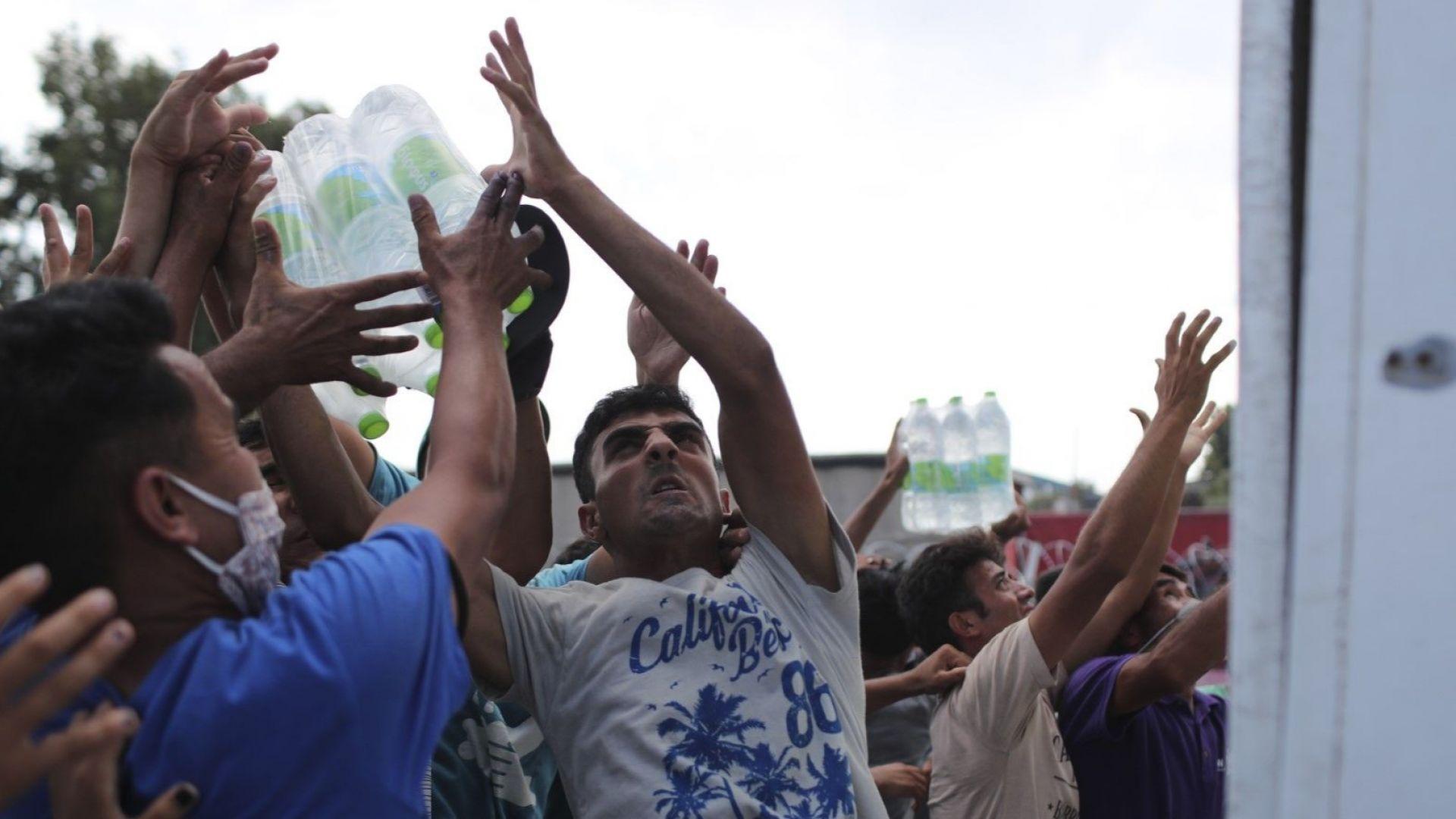 Връщането на мигрант струва на ЕС средно по 2500 евро
