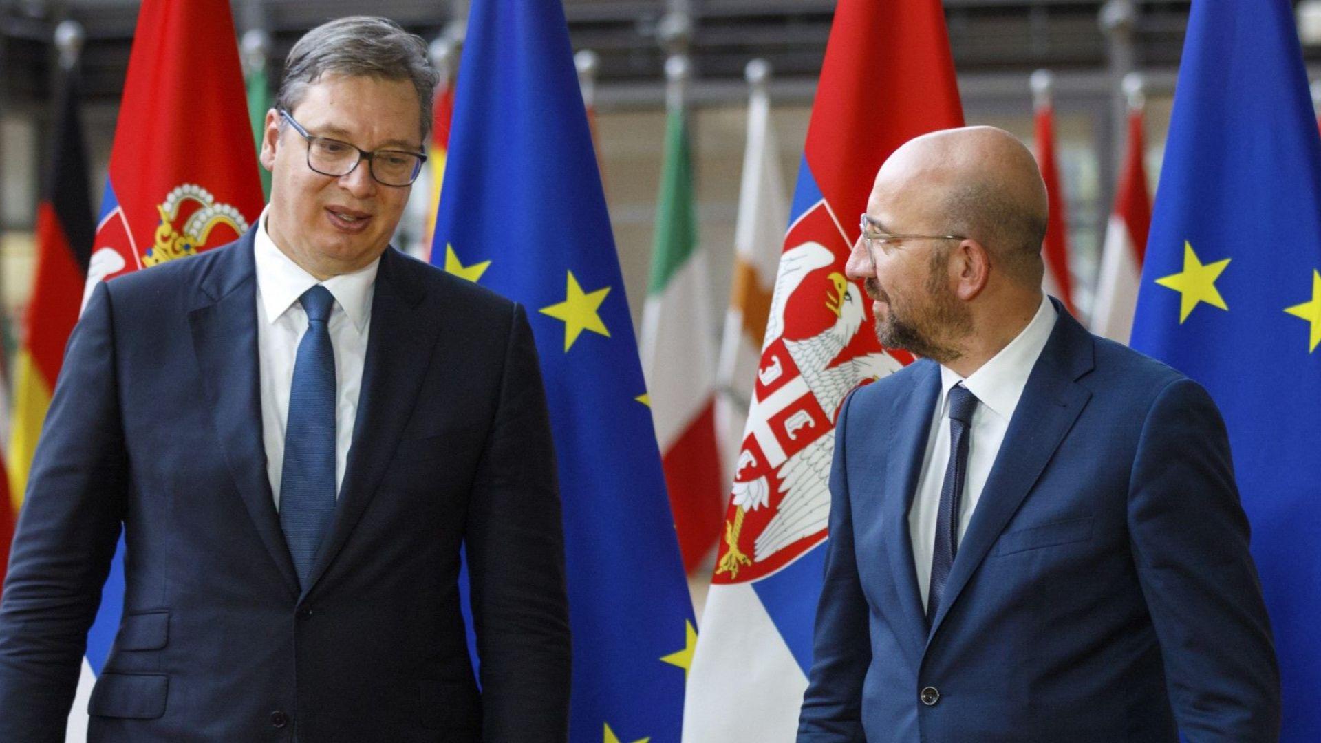 Сърбия и Косово: Свободен поток на стоки, капитали, хора