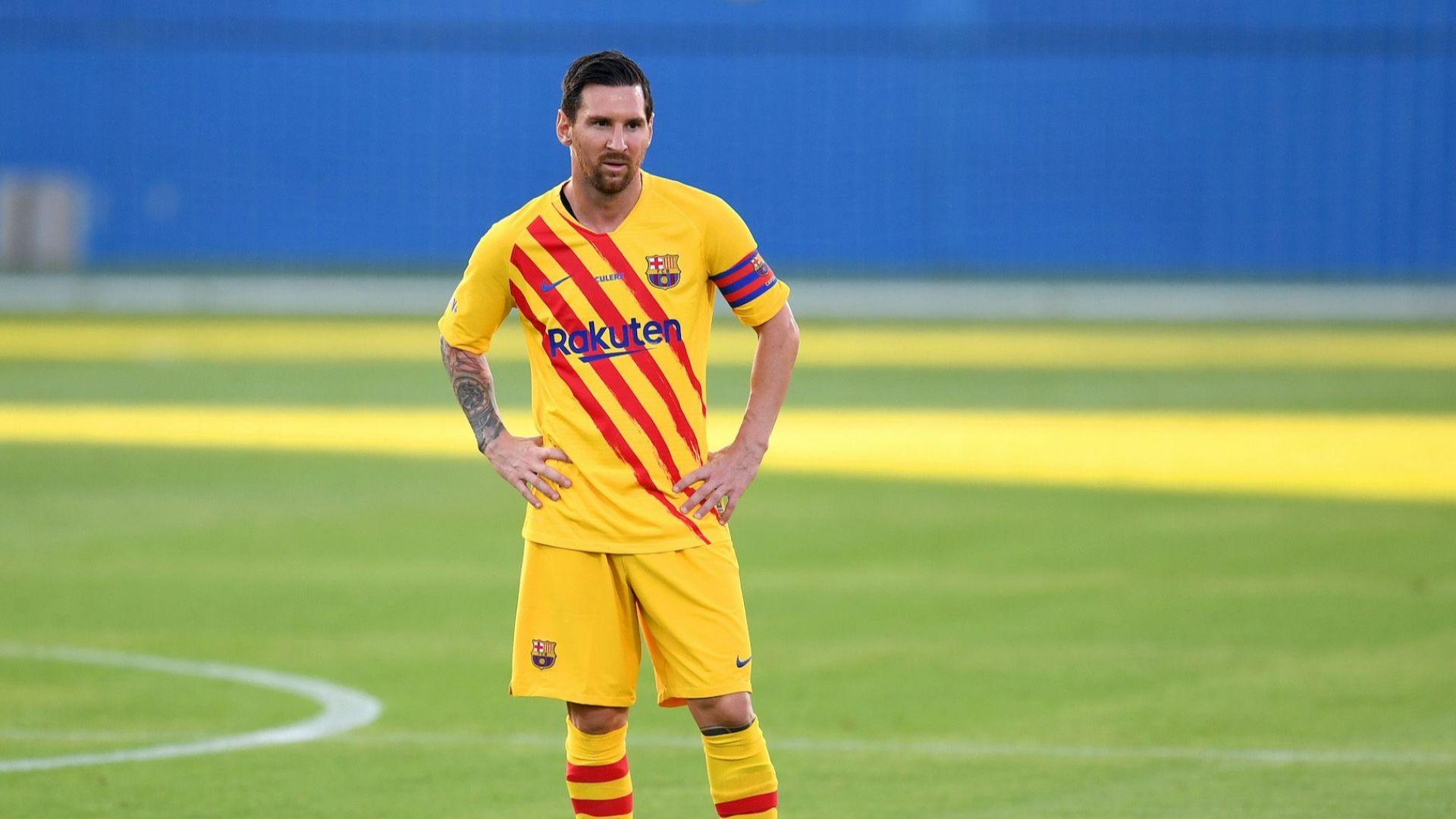 Недоволният Меси остава капитан на Барселона