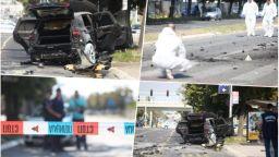 В Белград взривиха свидетеля срещу  един от организаторите на убийството на Джинджич