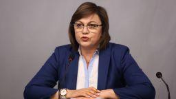 Нинова за разрива Радев-Методиев: Ще се изненадам, ако тържеството ни е повод за раздяла