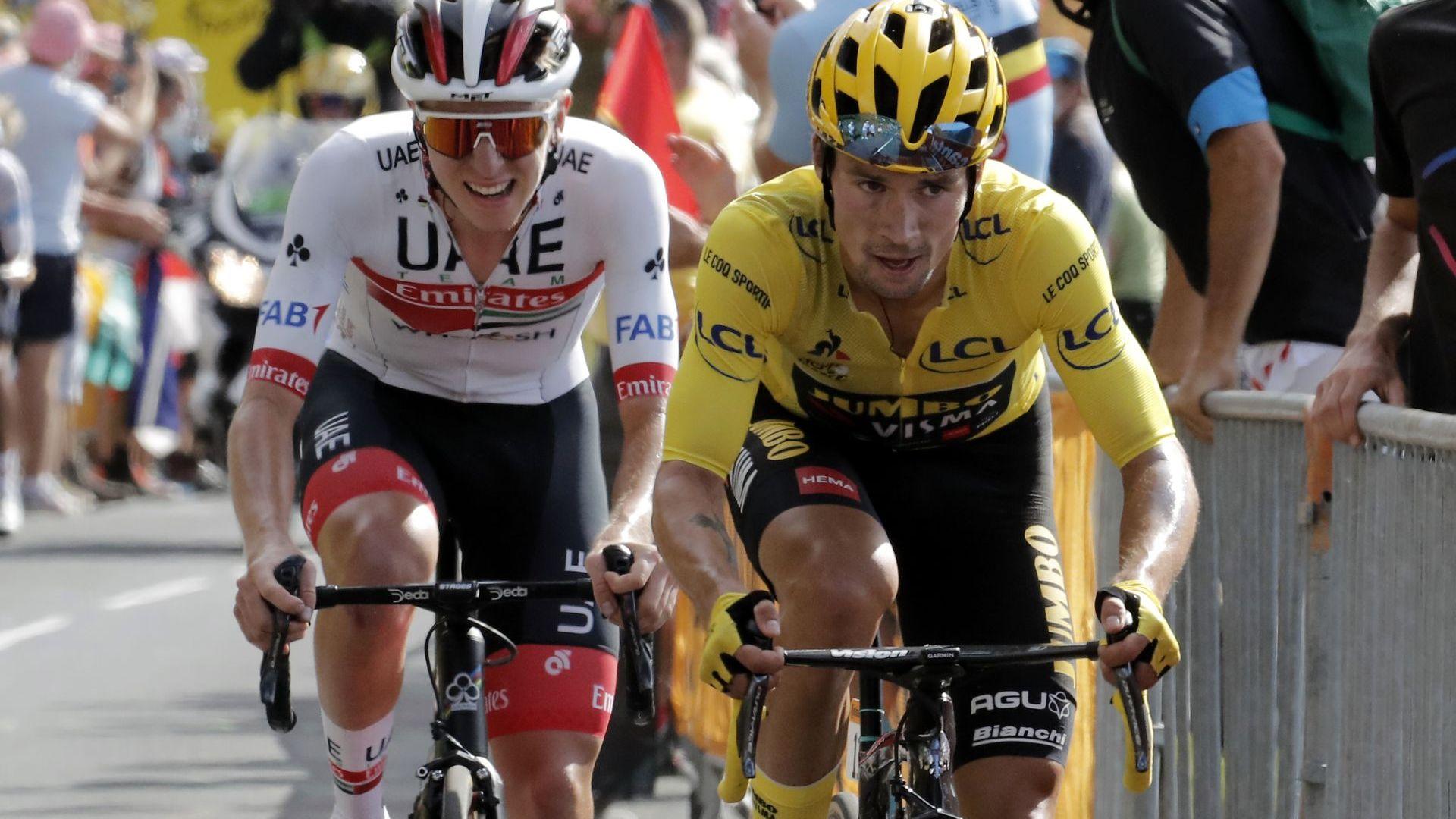"""Словенски рецитал на """"Тур дьо Франс"""", шампионът от 2019-а сдава короната"""