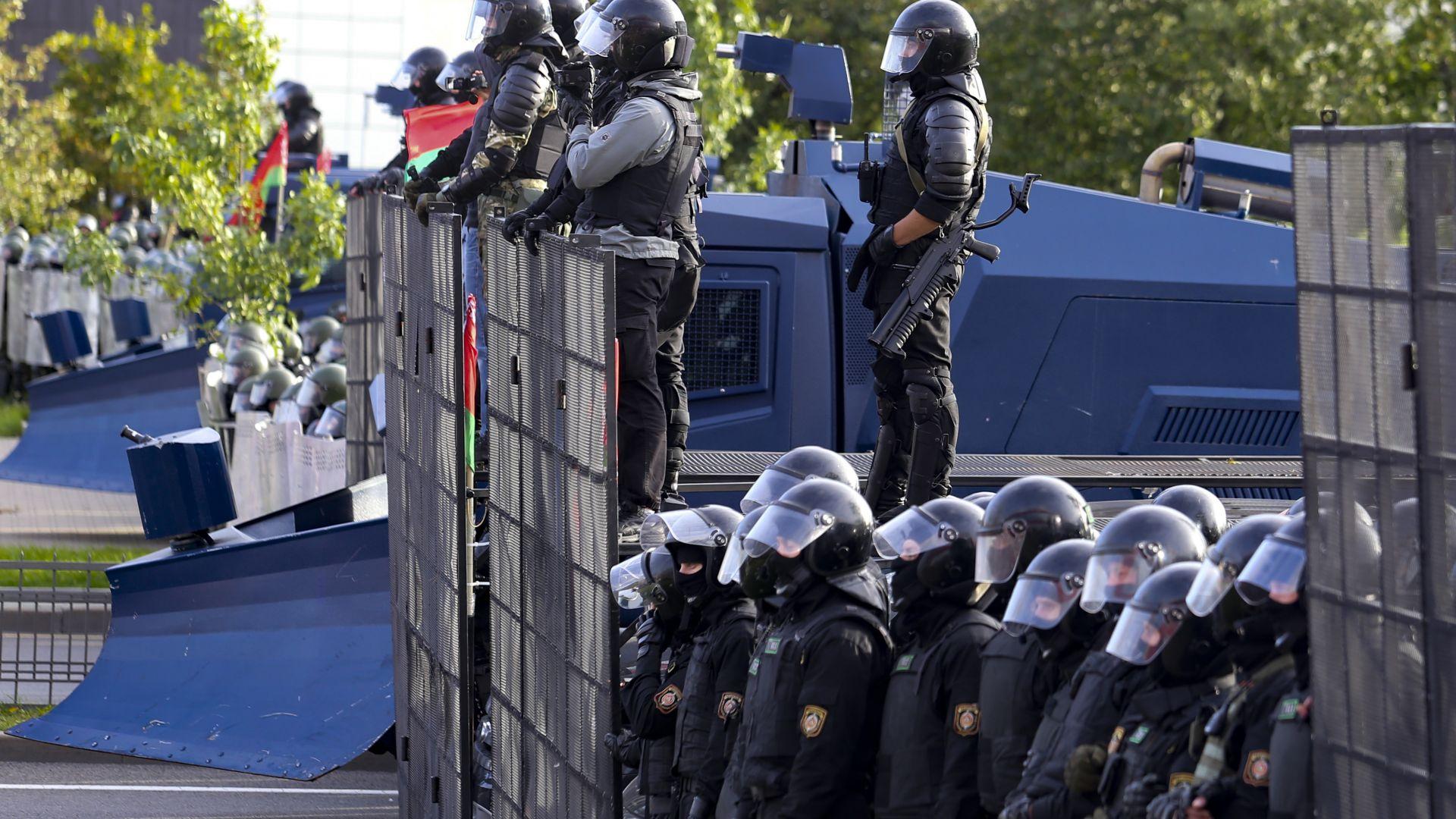 150 000 се събраха срещу Лукашенко в Минск