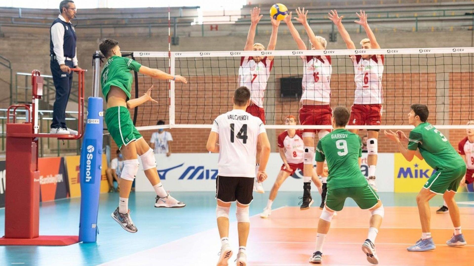 България изпусна бронза на Евро 2020 по волейбол