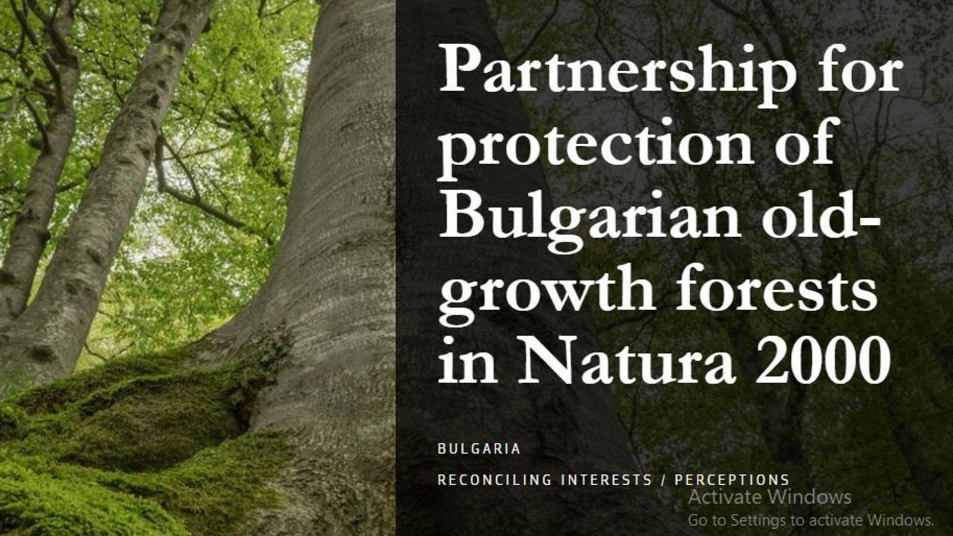 България може да е големият победител в европейската награда Натура 2000