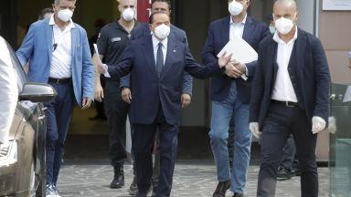 Изписаха Силвио Берлускони от болницата след тежка борба с Covid-19