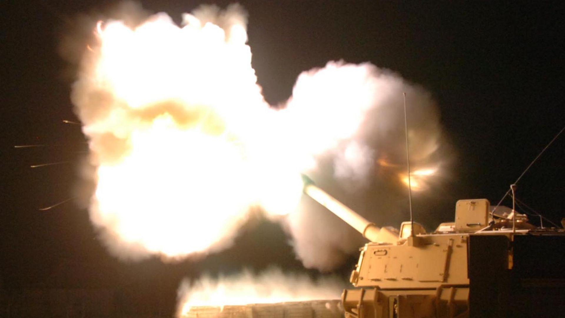 САЩ ще свалят ракети с хиперзвукови снаряди