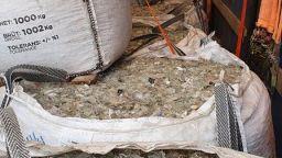 Екоминистерството и митниците спряха нов незаконен внос на отпадъци