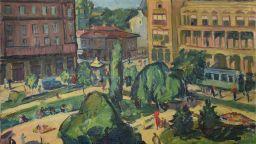 """""""Тръпковата галерия"""" през годините - 28 творби на именити автори"""