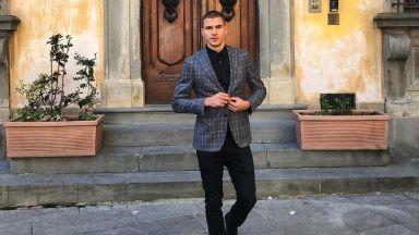 Красимир Цанков – от футболист през чистач на тоалетни до успешен модел, вечерял с Мадона