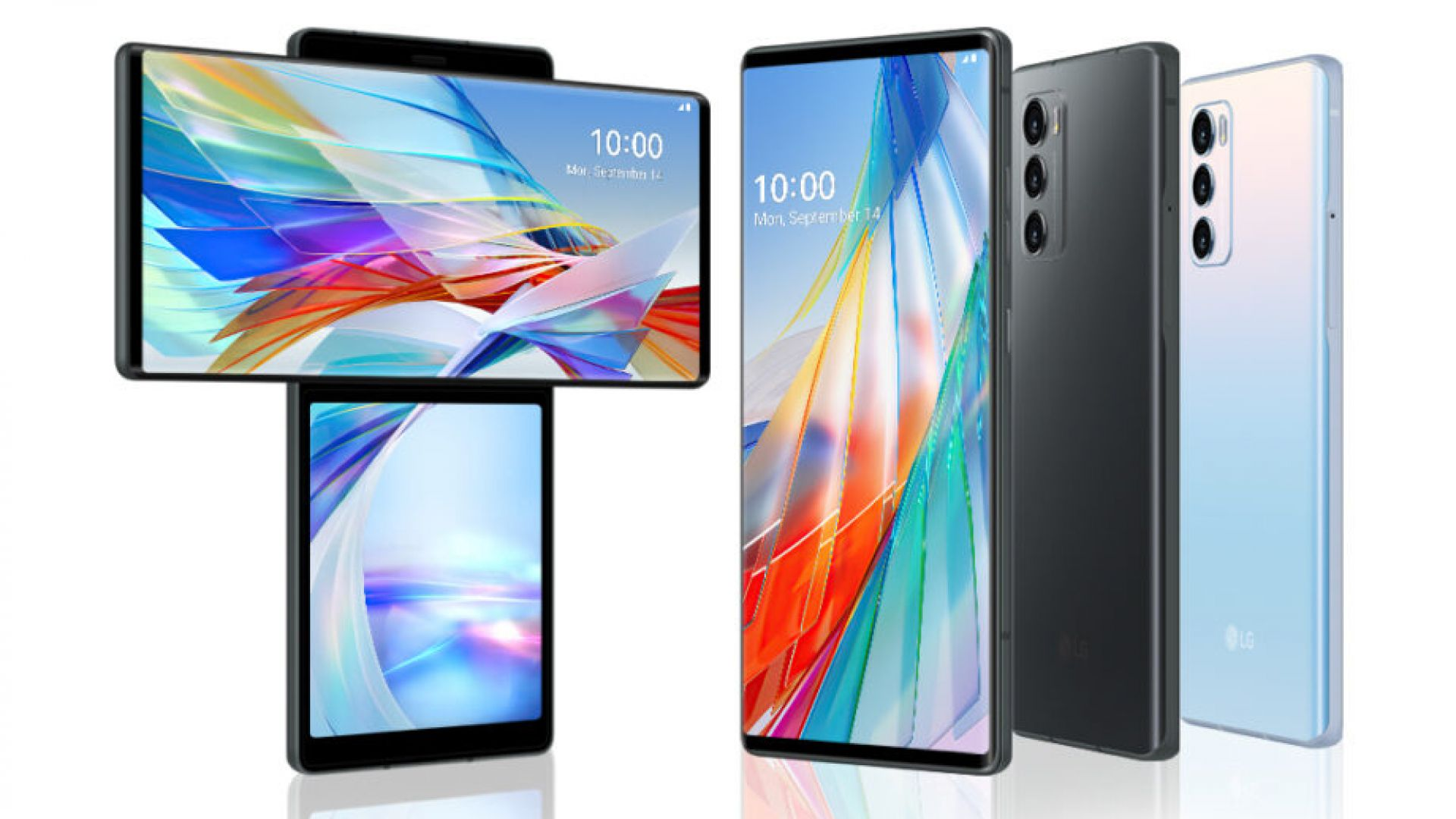 LG обмисля спре да прави смартфони