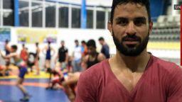 Иран екзекутирал бореца Афкари за убийство, а не за участие в протести