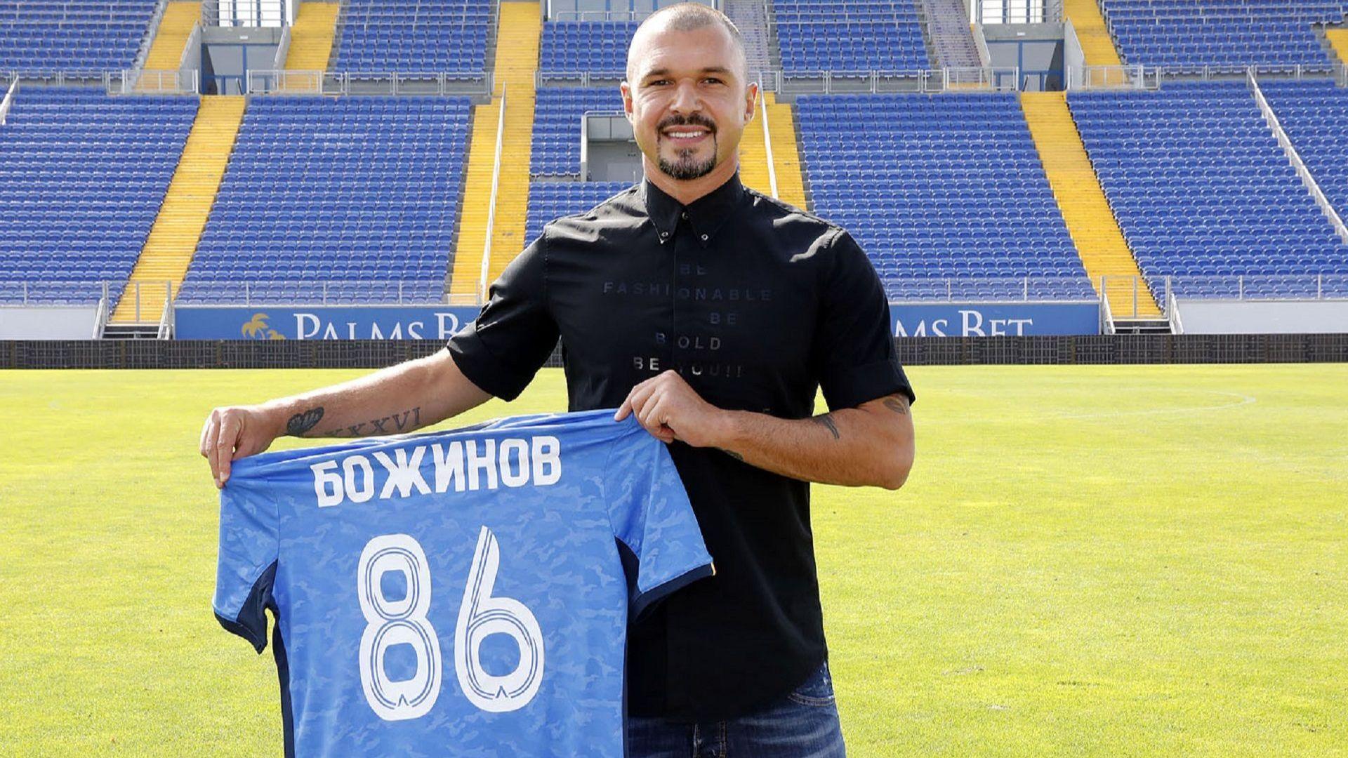 """Божинов идва да е обединител в """"Левски"""""""