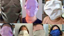 Заради грешка в размера - учениците в Гърция получиха огромни предпазни маски