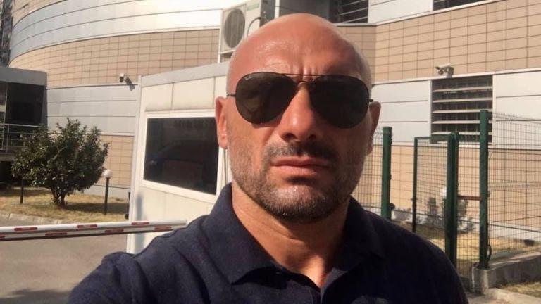 Председателят на ММА-федерацията Станислав Недков-Стъки съобщи в профила си във