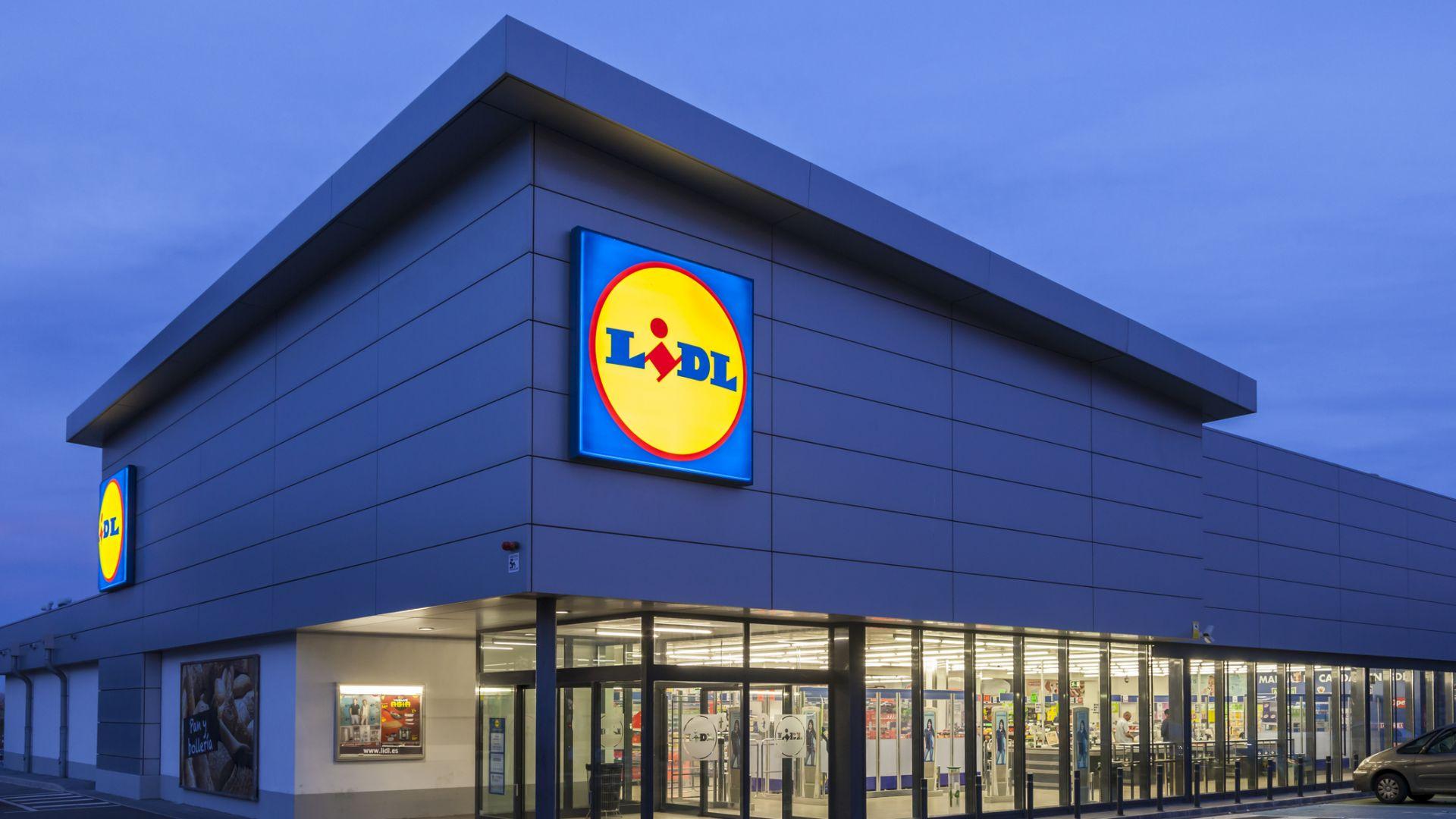 LIDL е едно от местата продаващи предимно текстил със сертификати