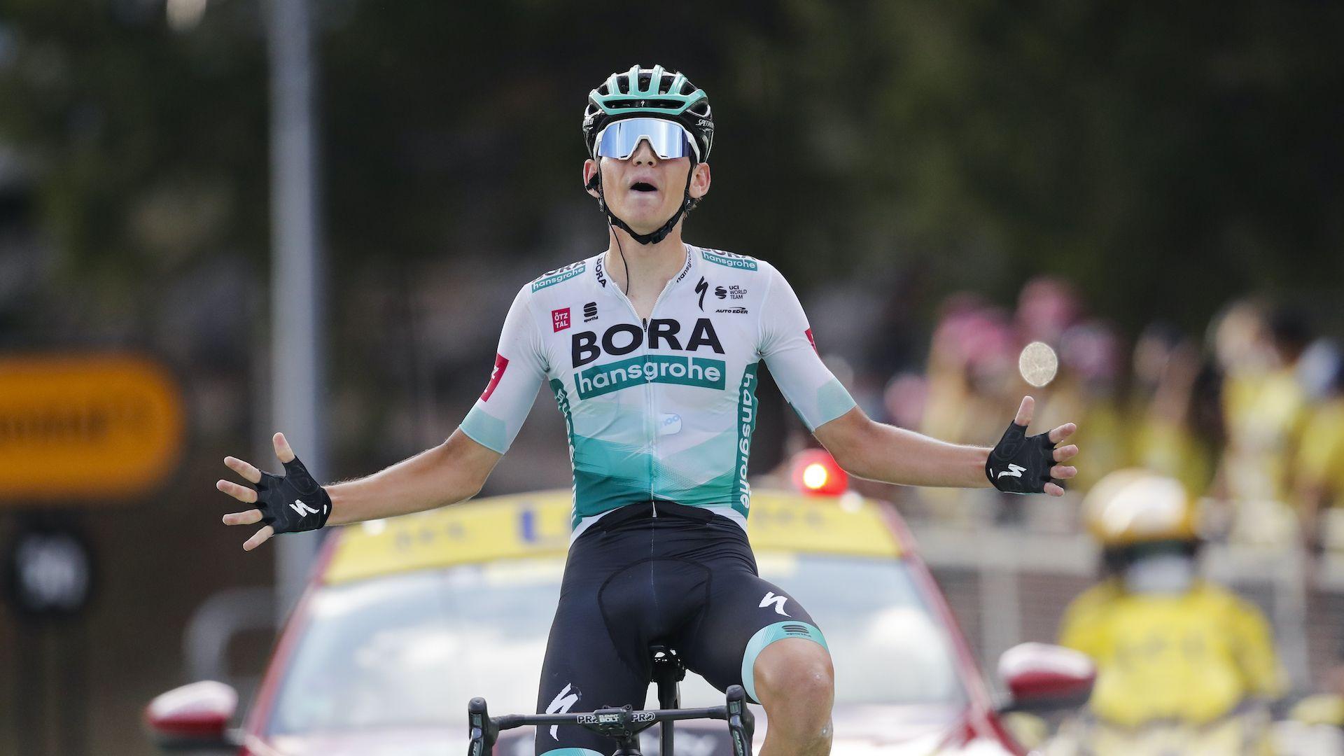 """Германец стана поредният с дебютна етапна победа в """"Тур дьо Франс"""""""