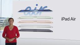 Apple представи нов смарт часовник и таблет, но не и дългоочаквания следващ iPhone