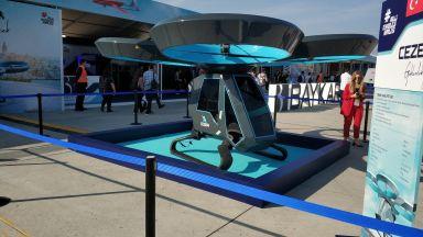 Първият летящ турски автомобил премина успешно тестовете