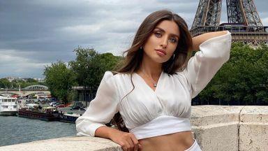 Саня Борисова показа своята нова любов на фона на Айфеловата кула