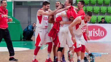 Най-славният клуб в българския баскетбол приключва съществуването си