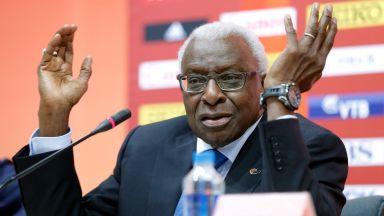 Корумпираният шеф на световната атлетика влиза в затвора за 2 години