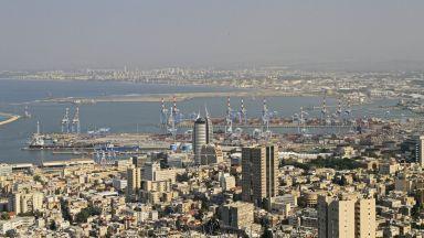 Дубайска и израелска компания заедно в търга за пристанище Хайфа